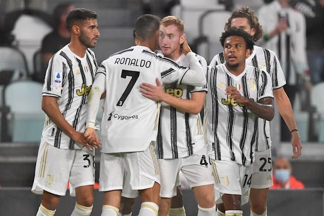 Kulusevski Cristiano Ronaldo là không thể ngăn cản hình ảnh