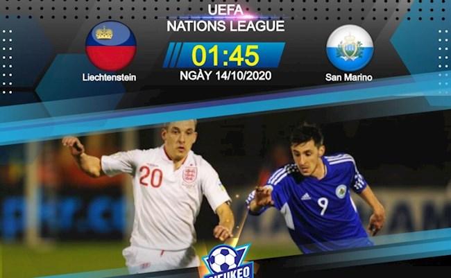 Liechtenstein vs San Marino