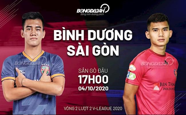 Binh Duong vs Sai Gon