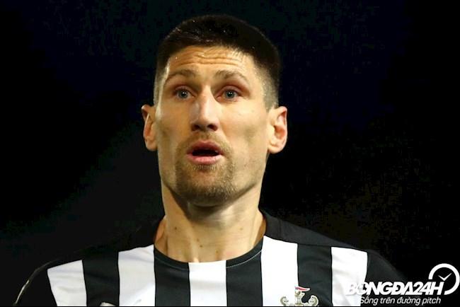 Tiểu sử cầu thủ Federico Fernendez của CLB Newcastle United hình ảnh