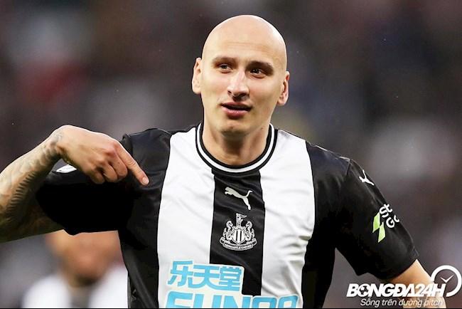 Tiểu sử cầu thủ Jonjo Shelvey tiền vệ của Newcastle United hình ảnh