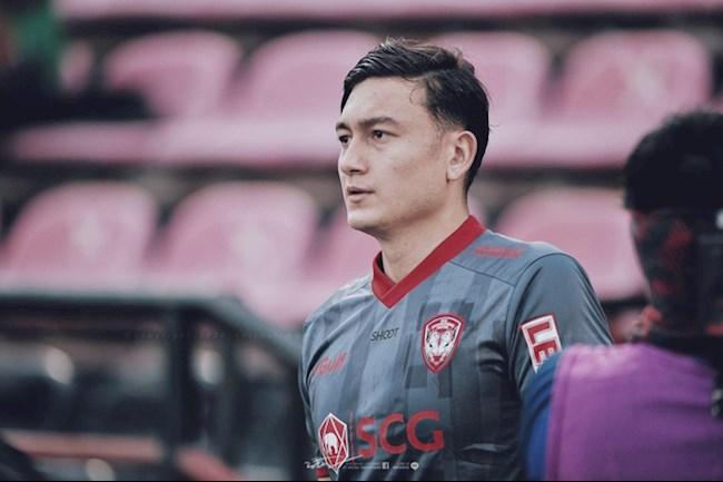 Muangthong United phải đá lại sau sự cố mất điện hình ảnh