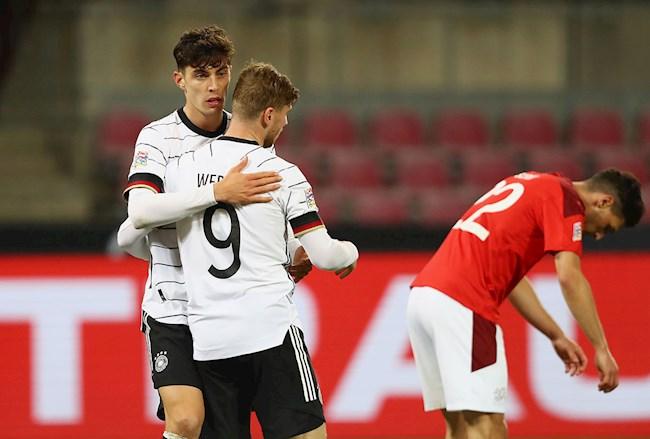 Toni Kroos chỉ ra điều quan trọng hơn cả trận thứ 100 trên ĐT Đức hình ảnh