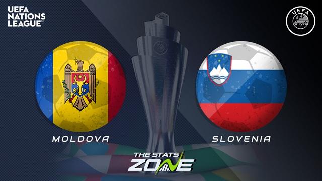 Moldova vs Slovenia