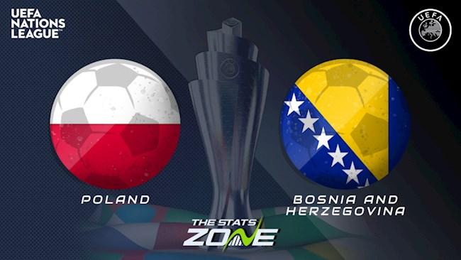 Ba Lan vs Bosnia