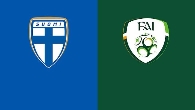 Phan Lan vs Ireland