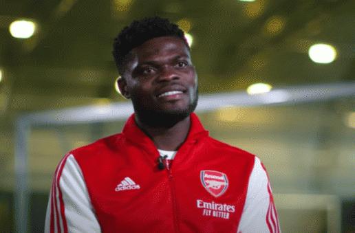 Tiền vệ Thomas Partey báo tin buồn đến NHM Arsenal hình ảnh