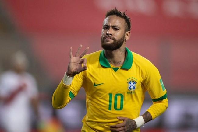 Video tổng hợp: Peru 2-4 Brazil (Vòng loại World Cup 2022)