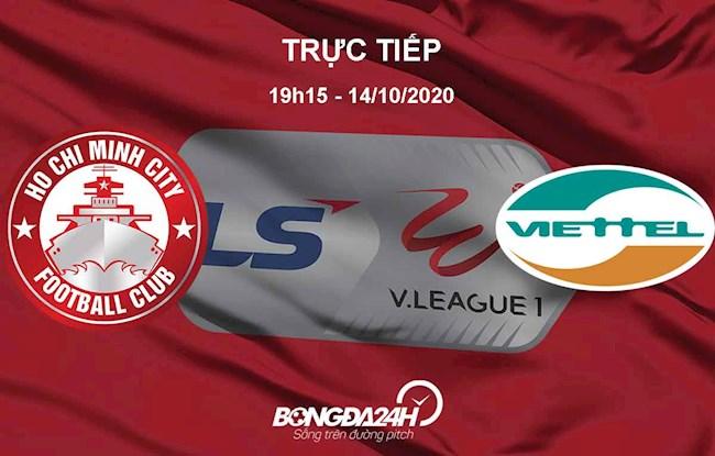 Trực tiếp bóng đá TPHCM vs Viettel link xem ở đâu  hình ảnh