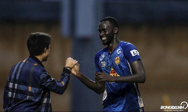 CLB Quảng Nam mất Ibou Kebe trước trận đấu cuối V-League hình ảnh