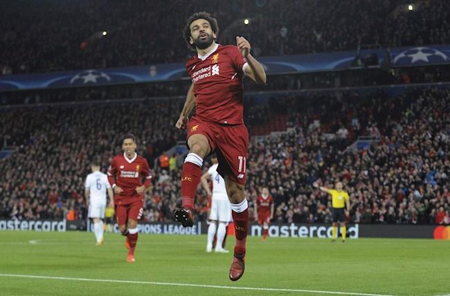 Cựu sao Liverpool Mohamed Salah đã trở thành cỗ máy ghi bàn! hình ảnh