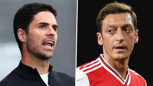 Mikel Arteta chỉ ra điều Arsenal cần làm nhất với Ozil hình ảnh
