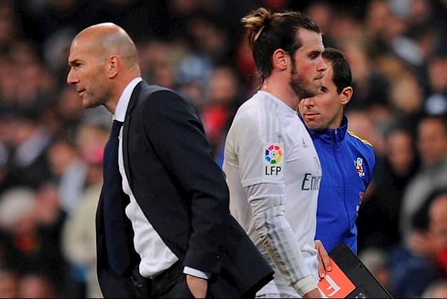 Câu chuyện đằng sau sự đổ vỡ của Bale và Zidane