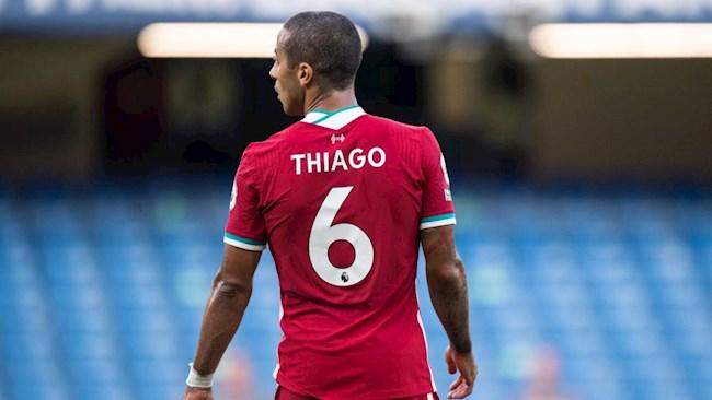 Klopp được khen ngợi vì đưa tiền vệ Thiago Alcantara tới Anfield hình ảnh