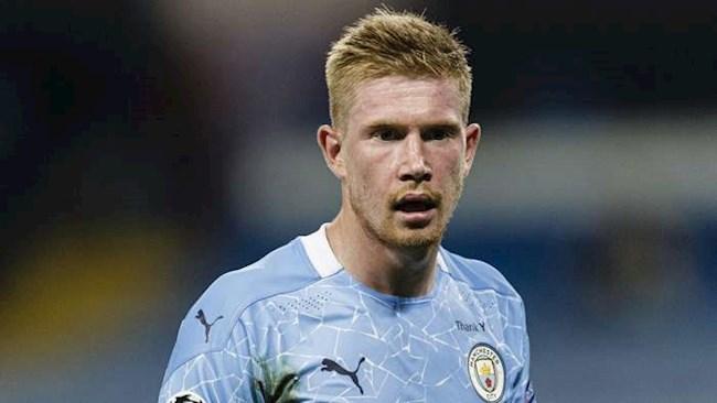 Pep xác nhận Man City mất De Bruyne ở trận gặp Arsenal hình ảnh
