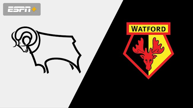 Derby County vs Watford
