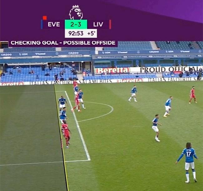 Derby Merseyside bất phân thắng bại Everton và Pickford gặp may! hình ảnh 2
