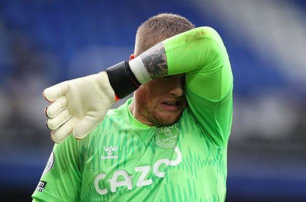 Everton vs Liverpool Chủ nhà và Pickford gặp may! hình ảnh