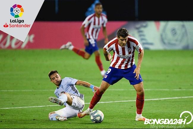 Lịch thi đấu La Liga 2020/21 ngày hôm nay 17/10