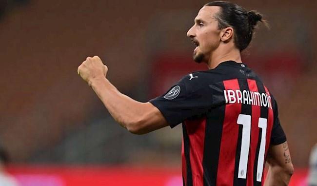 Zlatan Ibrahimovic Ở tuổi 39, vẫn không ai cản nổi tôi! hình ảnh