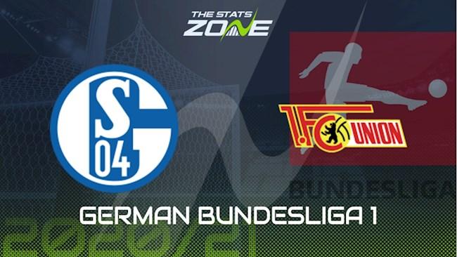 Nhận định bóng đá Schalke vs Union Berlin 23h00 ngày 18/10 (Bundesliga 2020/21)