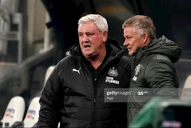 Solskjaer vs Newcastle