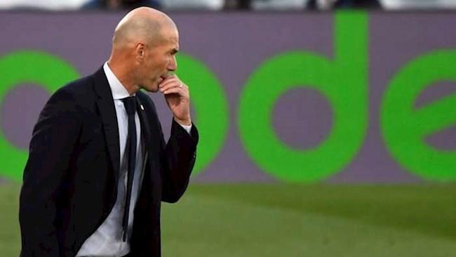 Real thua sốc Cadiz, Zidane không tìm nổi lời bào chữa hình ảnh