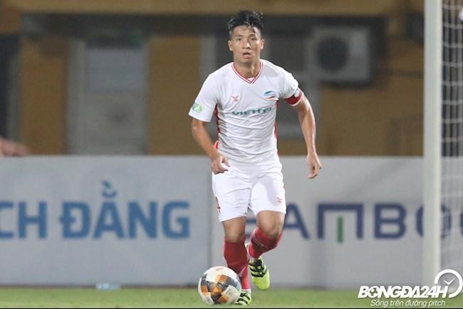 Viettel vs Hà Nội FC Bùi Tiến Dũng quyết đá một trận sòng phẳng hình ảnh