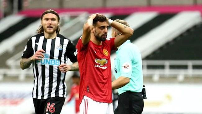 Đá hỏng penalty, Bruno Fernandes mở lời xoa dịu CĐV MU hình ảnh