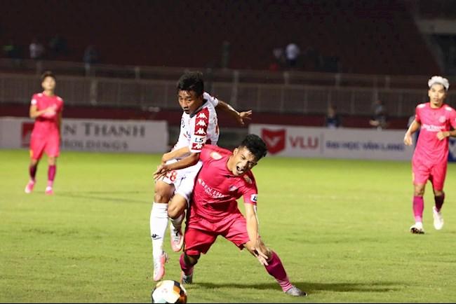 HLV Vũ Tiến Thành chia sẻ sau trận Sài Gòn 0-0 TPHCM hình ảnh