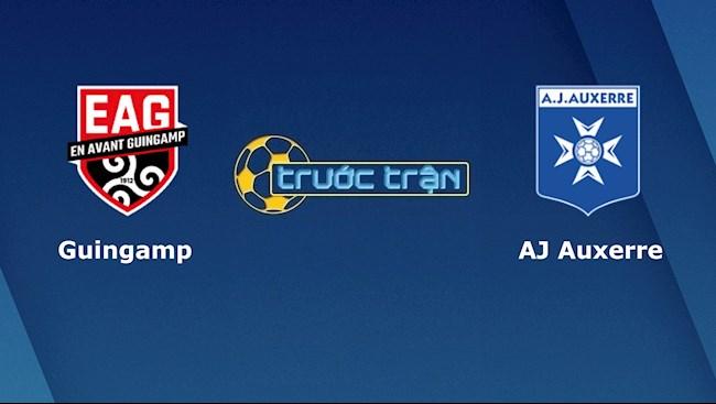 Guingamp vs Auxerre