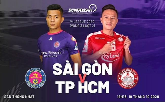 Sai Gon vs tphcm