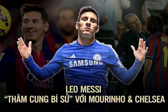 VIDEO: Leo Messi: Thâm cung bí sử với Mourinho và Chelsea