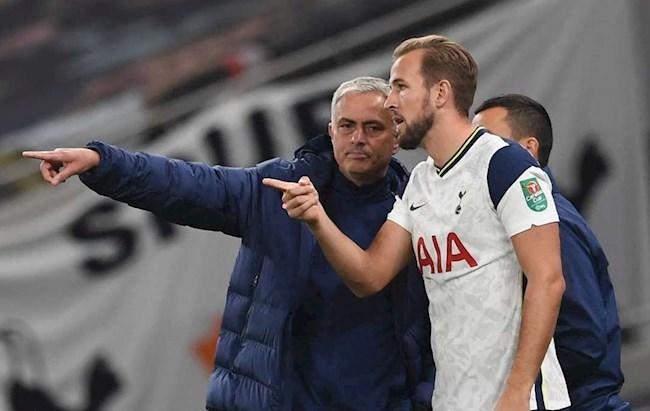 Không muốn mất Kane, Jose Mourinho tiếp tục cà khịa Southgate hình ảnh