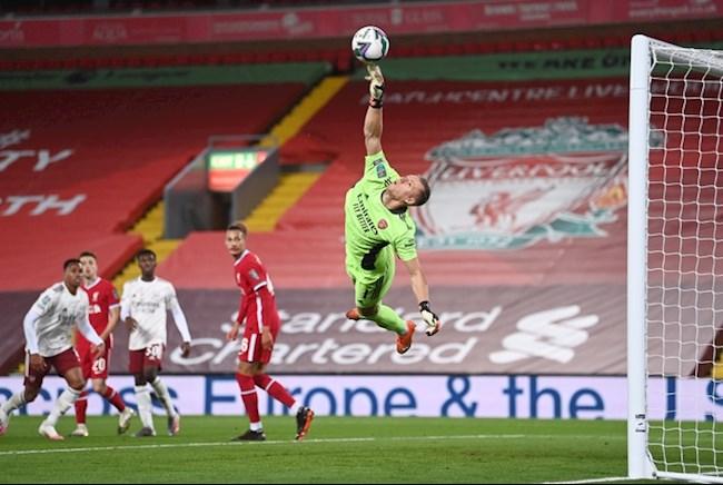 Liverpool bị loại khỏi cúp Liên đoàn, Jurgen Klopp than phiền hình ảnh