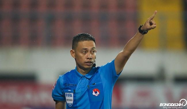 VFF đổi trọng tài chính trận HAGL vs Hà Nội FC hình ảnh