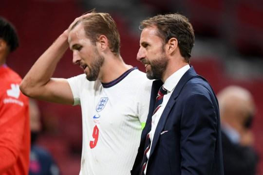 HLV ĐT Anh dằn mặt Mourinho vụ Harry Kane hình ảnh 2