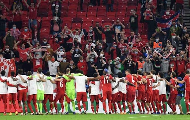 UEFA xác nhận Champions League sẽ lập tức đón NHM đến sân hình ảnh