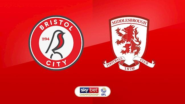 Bristol City vs Middlesbrough