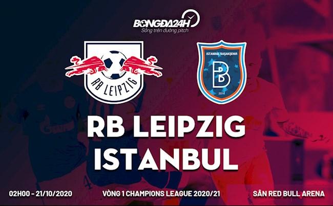 Leipzig vs Basaksehir