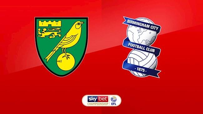 Norwich vs Birmingham
