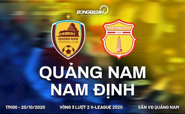 Quang Nam vs Nam Dinh