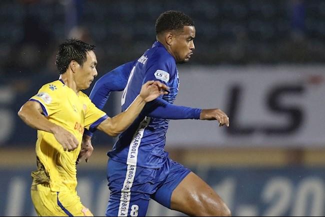 CLB Nam Định mất một loạt trụ cột ở vòng áp chót V-League hình ảnh