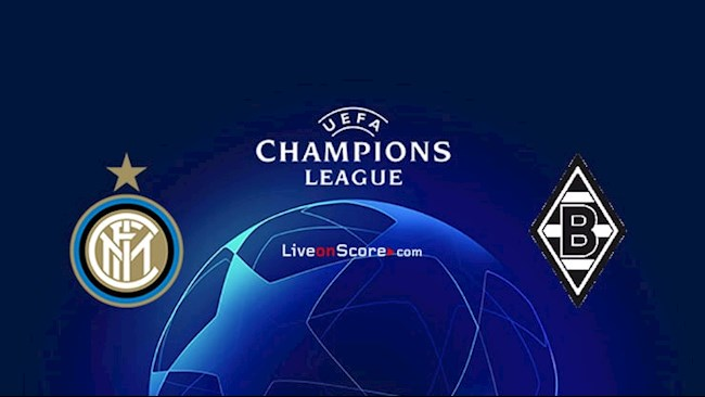 Inter Milan vs Gladbach