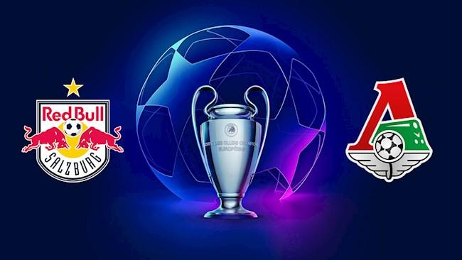 Salzburg vs Lokomotiv Moscow