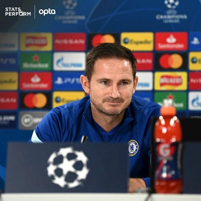 HLV Frank Lampard gây ấn tượng trước Sevilla hình ảnh