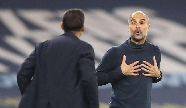 Bị đồng nghiệp chỉ trích xấu tính, Pep Guardiola có đáp trả hình ảnh