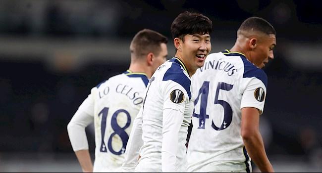 Kết quả cúp C2 Tottenham vs LASK Link xem video trận đấu hình ảnh