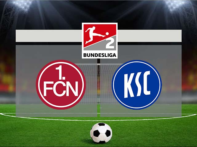Nurnberg vs Karlsruher