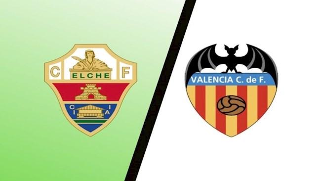 Elche vs Valencia